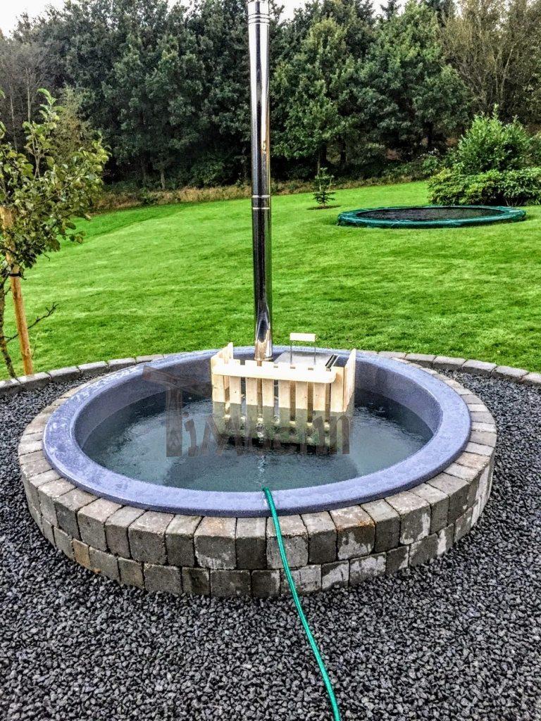 Hot Tub zum Einbauen