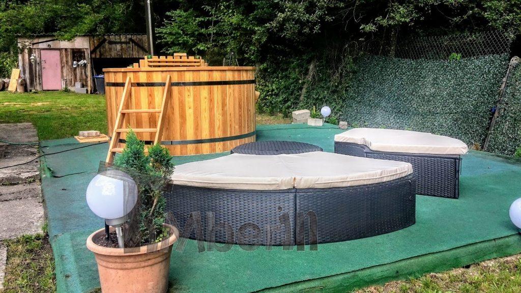 Whirlpool Projekt Frankreich Außenansicht