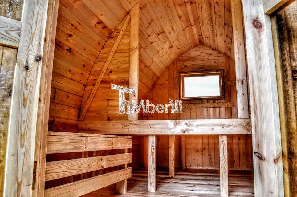 kleine gartenhütte